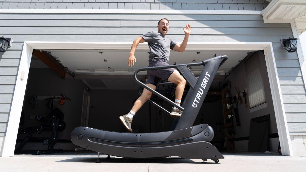 Grit Runner by Tru Grit Fitness
