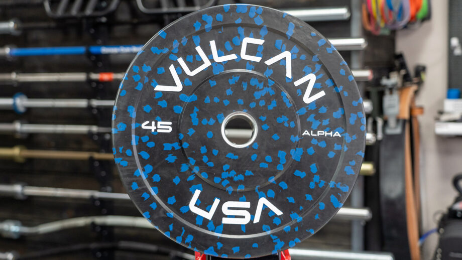 Vulcan Strength Alpha Bumper Plates Review: Extremely Durable Bumpers