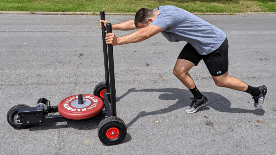 XPO Trainer Sled 2.0 Review: Best Home Gym Weight Sled?