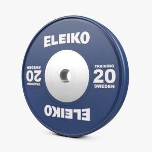 Eleiko IWF Weightlifting Training Discs