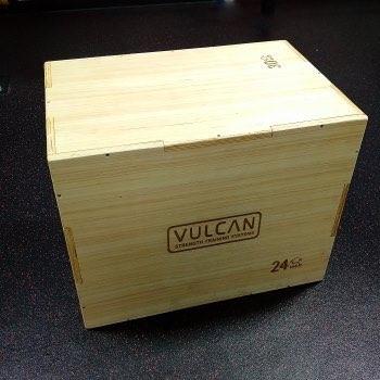 Vulcan 3-in-1 Plyometric Box
