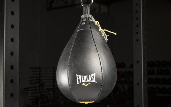 Everlast Standard Leather Speed Bag