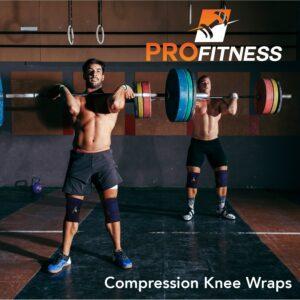 ProFitness Knee Wraps