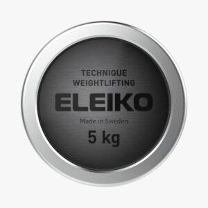 Eleiko Olympic Weightlifting Technique Bar 5KG