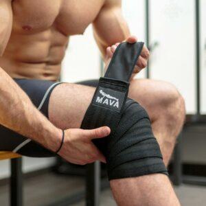Mava Sports Knee Wraps
