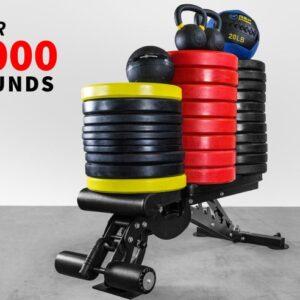 Rep AB-3000 FID Adjustable Bench