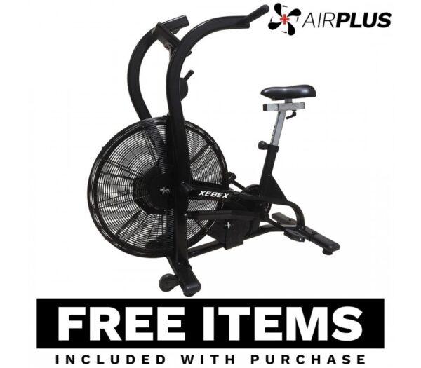 Xebex AirPlus Performance Air Bike