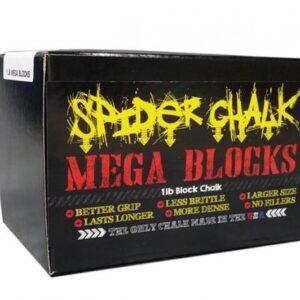 Spider Chalk Mega Blocks