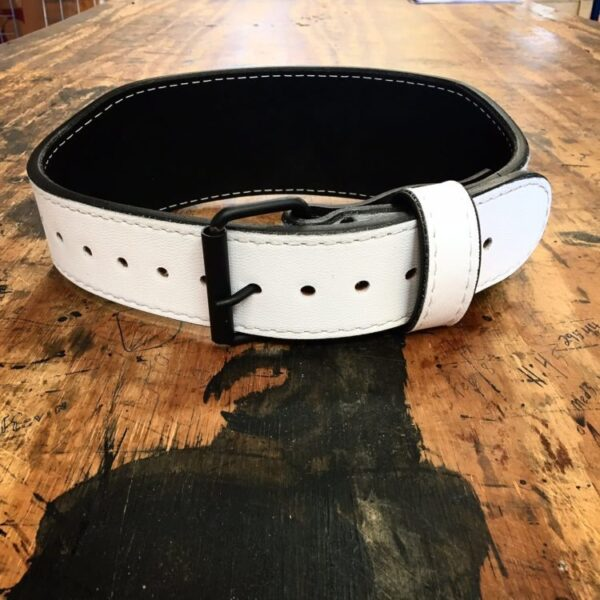 Rogue Faded 4 Lifting Belt by Pioneer