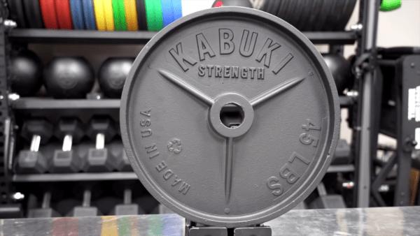 Kabuki Strength Iron Plates