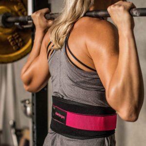Harbinger Women's Nylong Weightlifting Belt