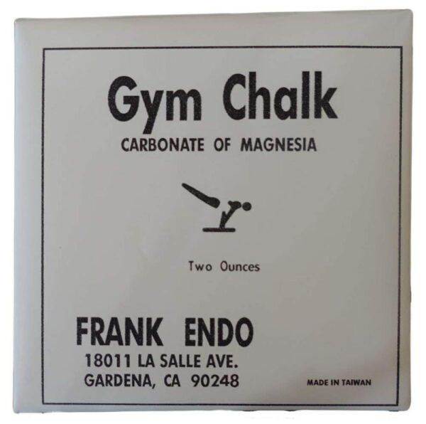 Frank Endo Block Gym Chalk