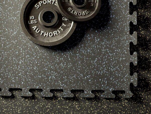 American Floor Mats Fit Lock Rubber Tiles
