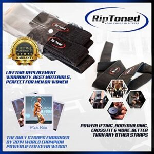 Rip Toned Lifting Wrist Straps