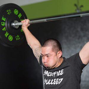 Rage Fitness Elevation Bar