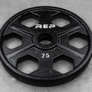 Rep Equalizer Iron Plates