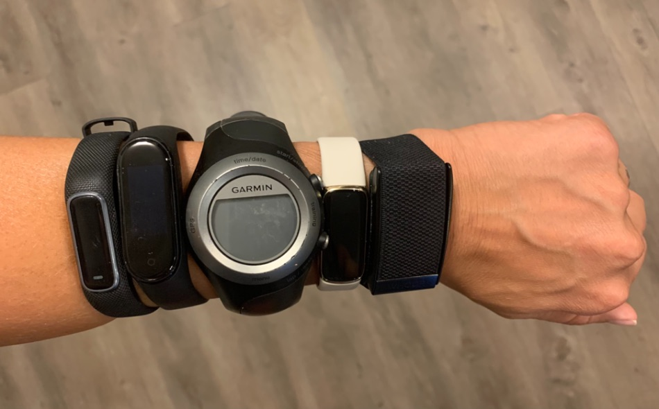 The Best Fitness Trackers on Today's Market