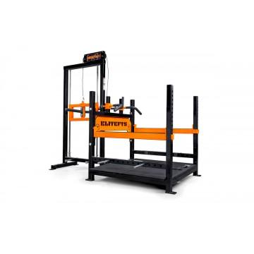 EliteFTS Belt Squat Machine