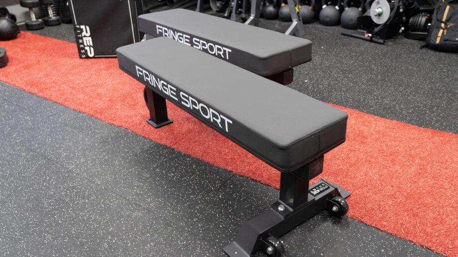 Fringe Sport Fatty Comp Flat Bench