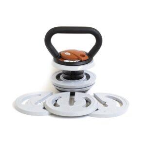 Kettlebell Kings 10-40LB Adjustable Kettlebell