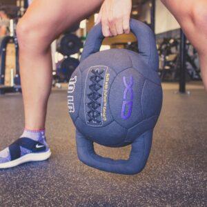 XD Kevlar Medicine Ball with Handles