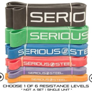Serious Steel Resistance Stretch Bands
