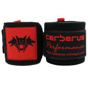 CERBERUS Performance Wrist Wraps