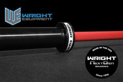 Wright Bar 15KG Next Gen Bearing Bar Cerakote
