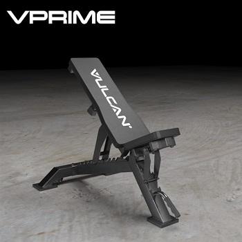 Vulcan Prime Adjustable Bench