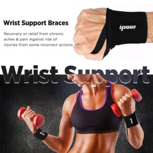 IPOW Wrist Wraps