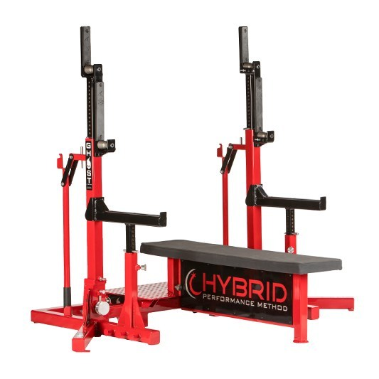 Ghost Strong Combo Rack HD