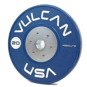 Vulcan Absolute Competition Bumper Plates