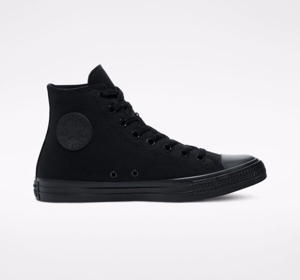 Product image of black Converse All Star high top shoes