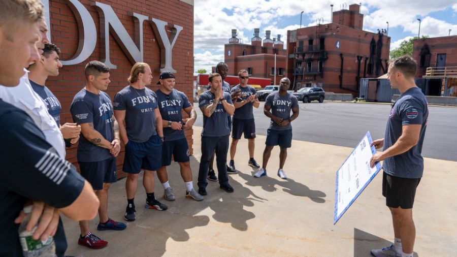 Equipping the FDNY: Coop's Trip to New York
