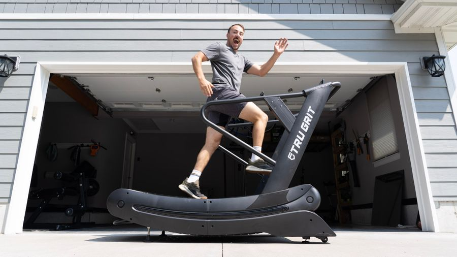Tru Grit Runner Review 2021: The Cheapest Curved Treadmill You Can Buy