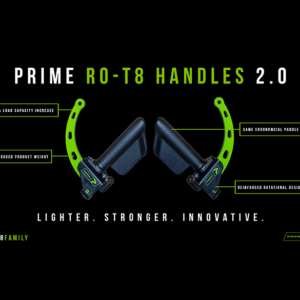 Prime RO-T8 Handles