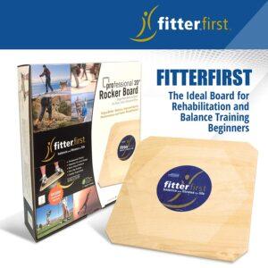 Fitterfirst Professional Rocker Board