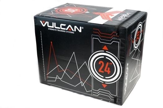 Vulcan Soft Cube Plyo Box