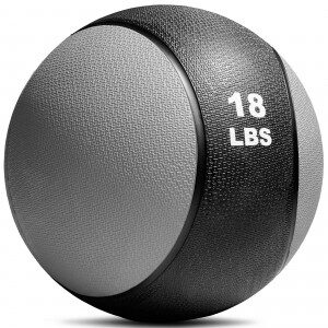 Titan Rubber Medicine Ball