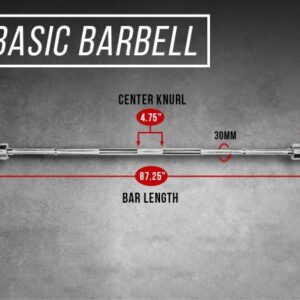 Rep Basic Barbell