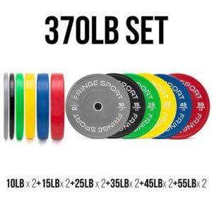 FringeSport Color Bumper Plates