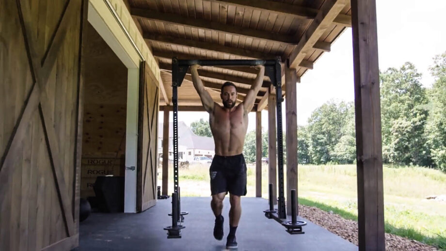 A Look Inside Rich Froning's Barn Home Gym