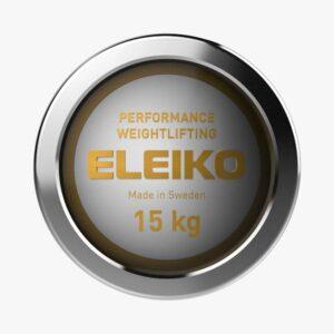 Eleiko Performance Weightlifting Bar, NxG 15KG