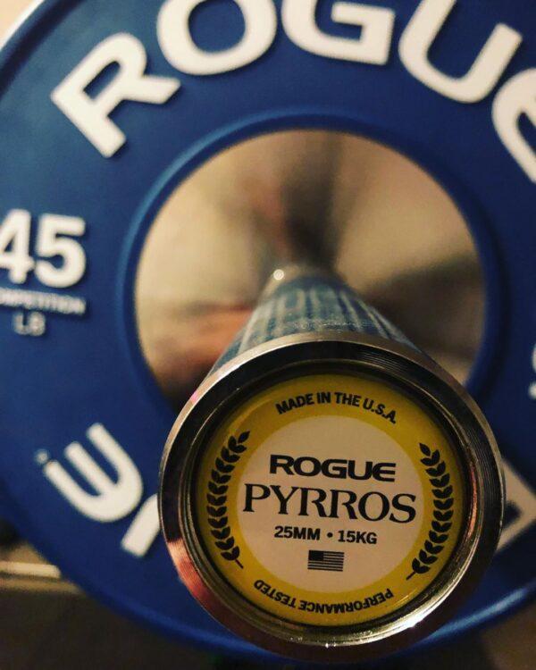 Rogue Pyrros Bar - 25MM