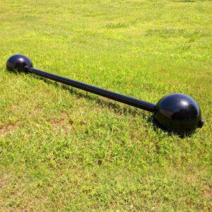 Titan Loadable Globe Barbell