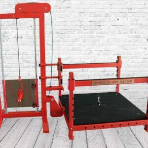 Westide Barbell Athletic Training Platform