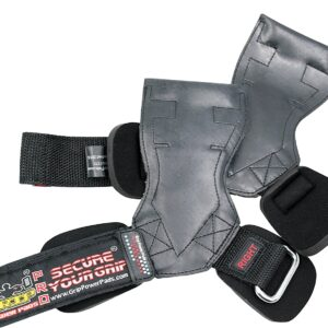 Grip Power Pads Lifting Grips PRO Weight Gloves