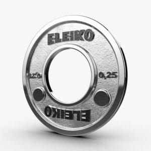 Eleiko Powerlifting Competition Change Plates