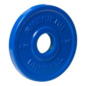 American Barbell Kilo Urethane Fractional Plates
