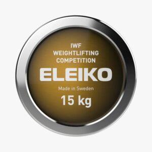 Eleiko IWF Weightlifting Competition Bar, NxG 15KG Women